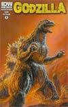 Godzilla Vol 2 #13 Cover A Bob Eggleton