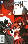 Batwoman #24 Cover A Regular JH Williams III Cover
