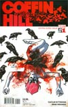 Coffin Hill #1 Cover A Regular Dave Johnson Cover
