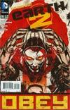 Earth 2 #16 Cover A Regular Juan Doe Cover