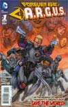Forever Evil A.R.G.U.S. #1 Cover A Regular Brett Booth Cover