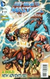 He-Man And The Masters Of The Universe Vol 2 #7