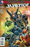 Justice League Vol 2 #24 Cover A Regular Ivan Reis Cover (Forever Evil Tie-In)