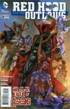 Red Hood And The Outlaws #24