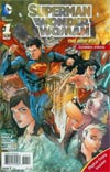 Superman Wonder Woman #1 Cover C Combo Pack With Polybag