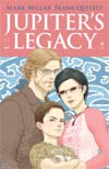 Jupiters Legacy #4 Cover A Frank Quitely