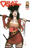 Rat Queens #2 Cover B 1st Ptg Roc Upchurch