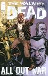 Walking Dead #115 Cover A 1st Ptg Charlie Adlard Standard Cover