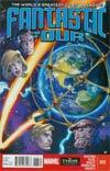 Fantastic Four Vol 4 #13 Cover A Regular Mark Bagley Cover