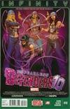 Fearless Defenders #10 (Infinity Tie-In)