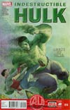 Indestructible Hulk #14 Cover A Regular Mukesh Singh Cover