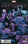 Infinity #5 Cover A Regular Adam Kubert Cover