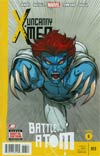 Uncanny X-Men Vol 3 #13 Cover A Regular Ed McGuinness Cover (Battle Of The Atom Part 8)
