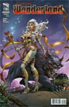 Grimm Fairy Tales Presents Wonderland Vol 2 #16 Cover A Michael Dooney