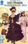 Victorian Secret Masquerade 2013 One Shot