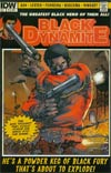 Black Dynamite #2 Cover A Regular Dave Wilkins Cover