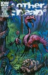 Other Dead #2 Cover B Variant Kevin Eastman Subscription Cover