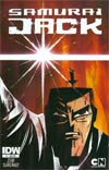 Samurai Jack #1 Cover B Variant Genndy Tartakovsky Subscription Cover