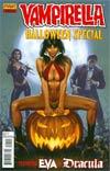 Vampirella Eva Dracula Halloween Special