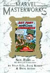 Marvel Masterworks Sgt Fury Vol 1 TP Direct Market Edition