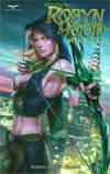 Grimm Fairy Tales Presents Robyn Hood Vol 2 Wanted TP
