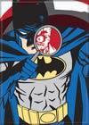 DC Comics 2.5x3.5-inch Magnet - Batman Magnifying Glass (21208DC)