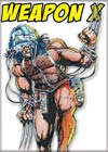 Marvel Comics 2.5x3.5-inch Magnet - Wolverine Weapon X (21131MV)