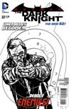 Batman The Dark Knight Vol 2 #22 Cover B Incentive Alex Maleev Sketch Cover