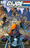 GI Joe Special Missions Vol 2 #5 Cover A Regular Paul Gulacy Cover