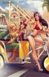 Grimm Fairy Tales #86 Cover C SDCC Exclusive Elias Chatzoudis Variant Cover