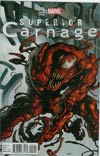 Superior Carnage #2 Cover B Incentive Rafa Garres Variant Cover
