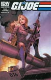 GI Joe Vol 6 #6 Cover A Regular Jamal Igle Cover
