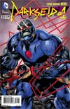 Justice League Vol 2 #23.1 Darkseid Cover B Standard Cover