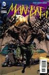 Detective Comics Vol 2 #23.4 Man-Bat Cover B Standard Cover
