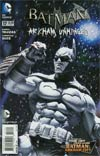 Batman Arkham Unhinged #17 Cover B Incentive DC Collectibles Photo Variant Cover