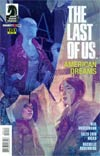 Last Of Us American Dreams #2 Cover B 2nd Ptg