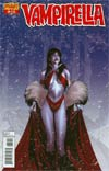 Vampirella Vol 4 #31 Cover A Paul Renaud Cover