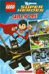 LEGO DC Super Heroes Comic Reader Vol 1 Save The Day TP