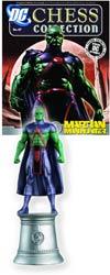 DC Superhero Chess Figure Collector Magazine #47 Martian Manhunter White Knight