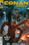 Conan The Barbarian Vol 3 #22