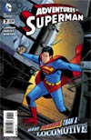 Adventures Of Superman Vol 2 #7