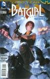 Batgirl Vol 4 #25 (Batman Zero Year Tie-In)