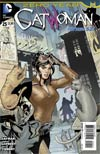 Catwoman Vol 4 #25 (Batman Zero Year Tie-In)