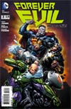 Forever Evil #3 Cover A Regular David Finch Cover