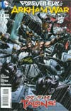 Forever Evil Arkham War #2 Cover A Regular Jason Fabok Cover