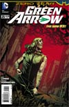 Green Arrow Vol 6 #25 Cover A Regular Andrea Sorrentino Cover (Batman Zero Year Tie-In)