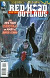 Red Hood And The Outlaws #25 (Batman Zero Year Tie-In)