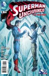 Superman Unchained #5 Cover A Regular Jim Lee Cover