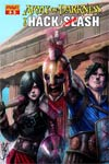 Army Of Darkness vs Hack Slash #5 Cover A Regular Stefano Caselli Cover