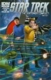 Star Trek (IDW) #27 Cover A Regular Garrie Gastonny Cover